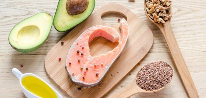 Voeding met gezond vet