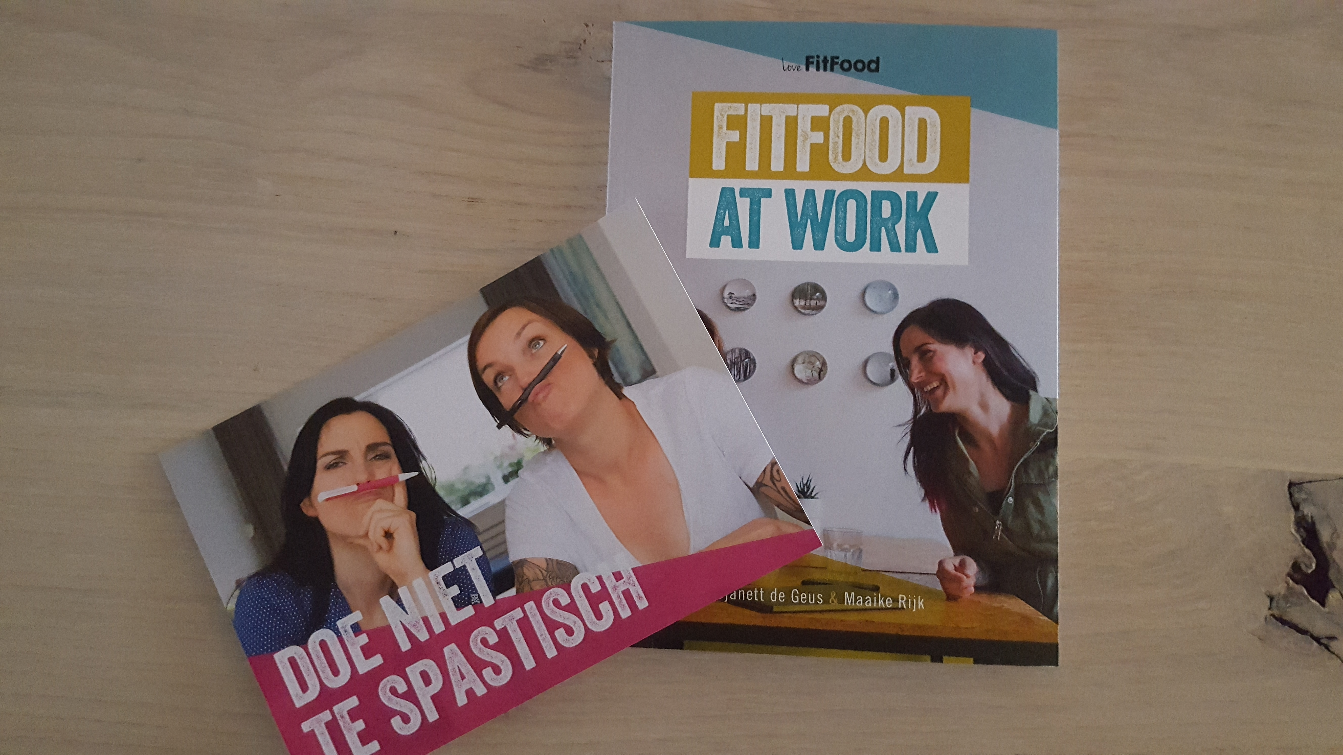 FitFood at work