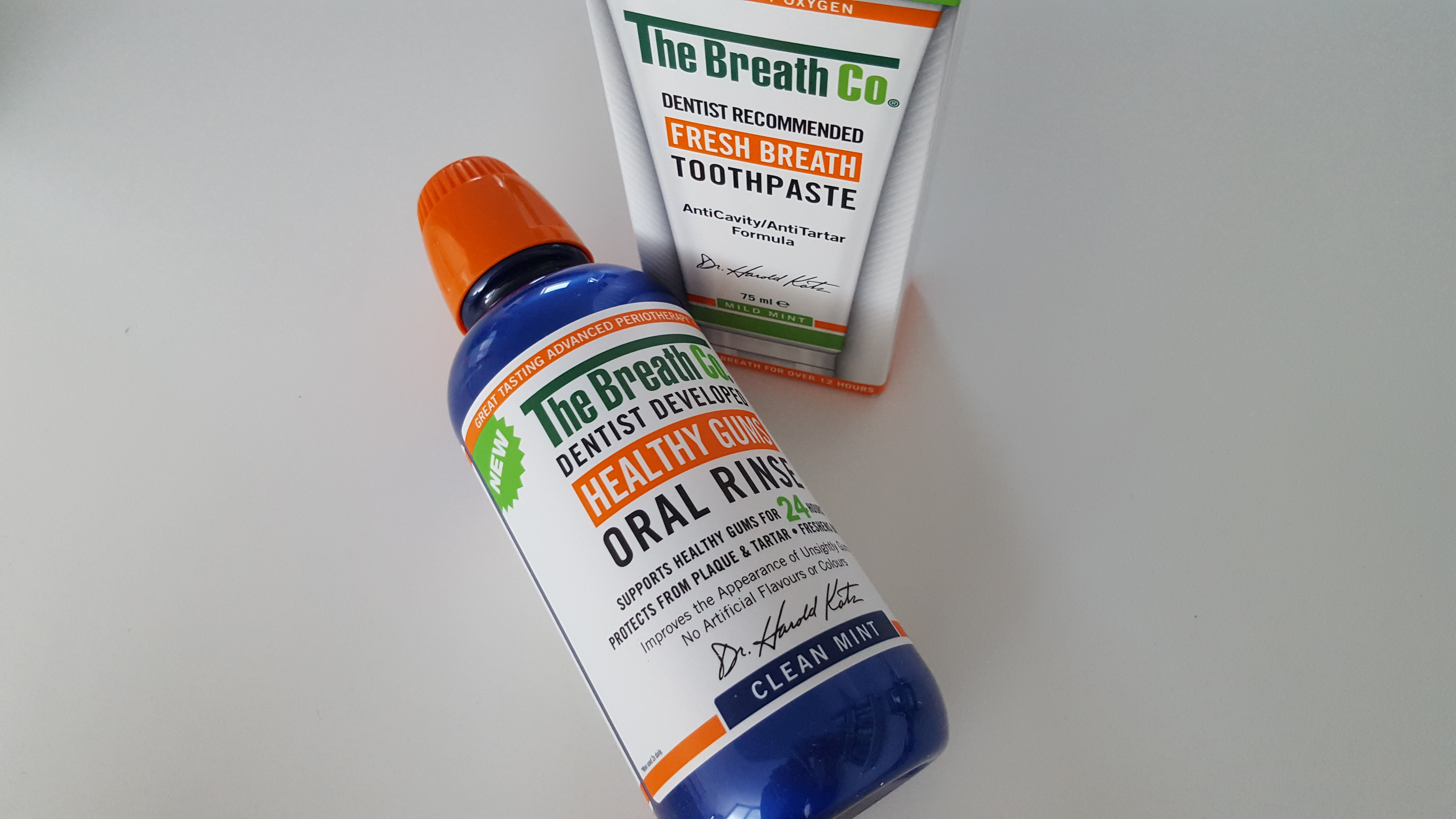 The Breath Co tandpasta