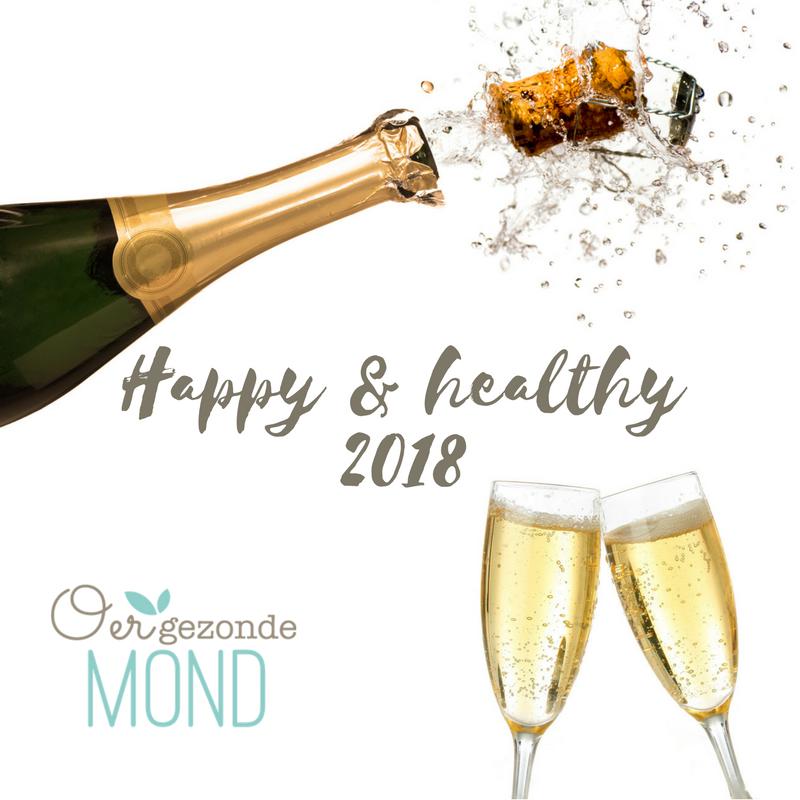 Een gezond en gelukkig 2018