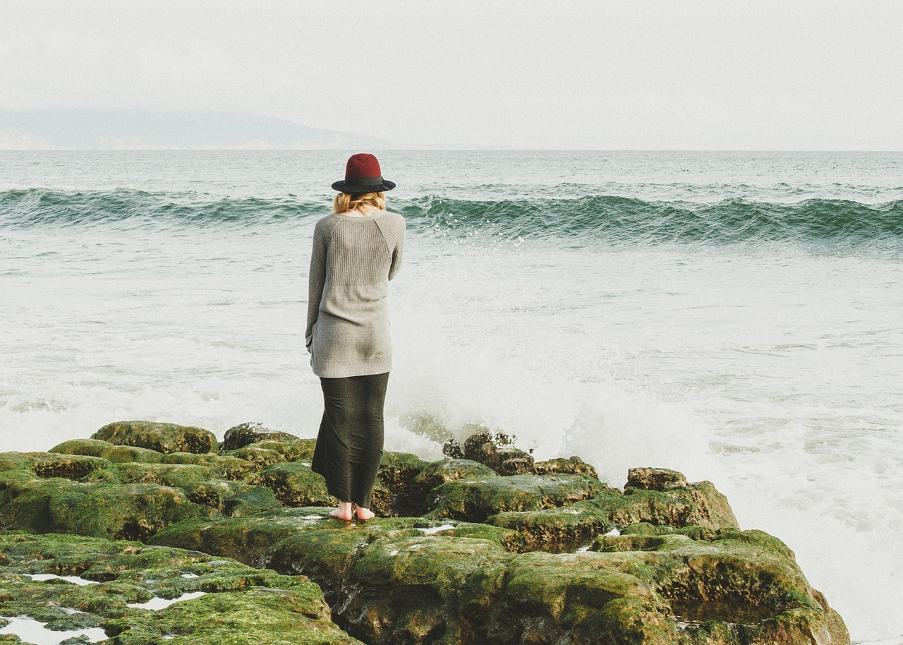 vrouw menopauze overgang