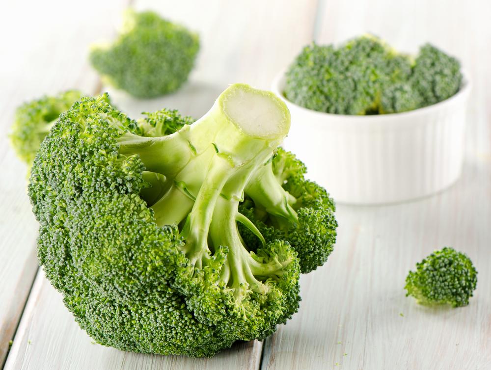 Broccoli plantaardig eiwit
