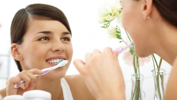 Tanden poetsen tandpasta