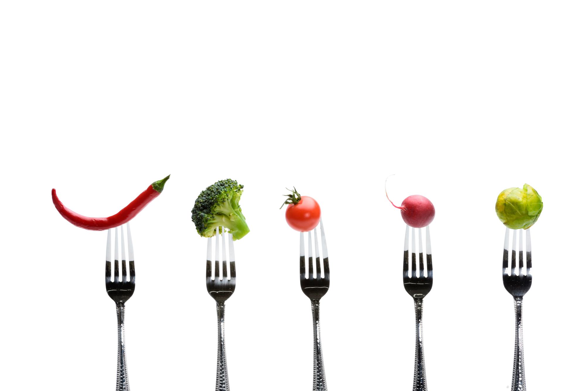 Ontstaan ontstekingen in mond door voeding