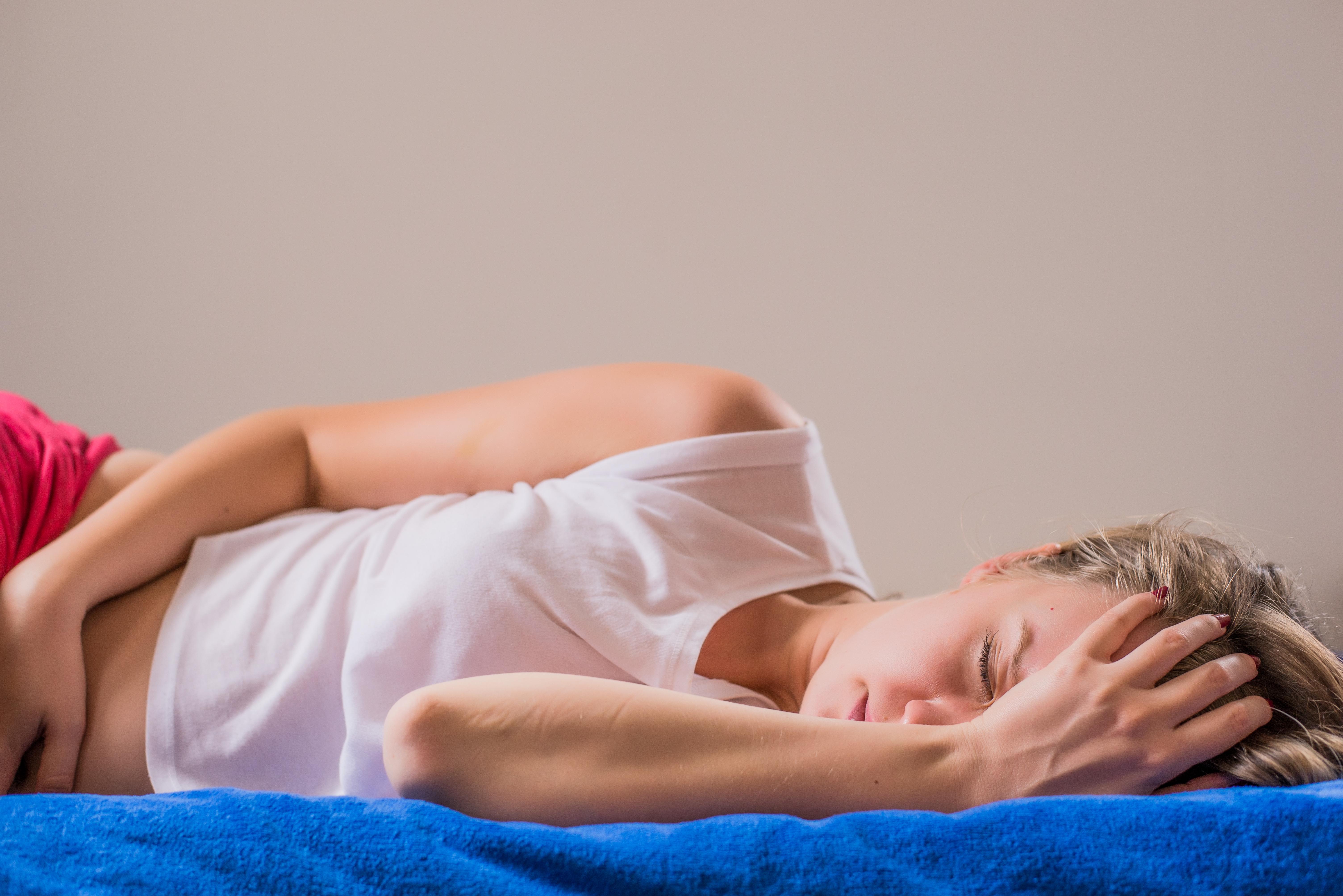 Ziekte van Crohn, buikpijn