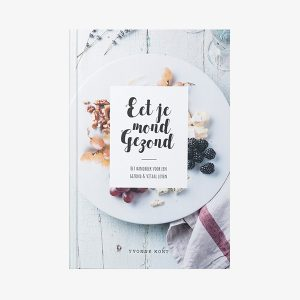 Boek: Eet je mond gezond | Oergezonde mond