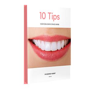 Ebook: In 10 stappen een gezonde mond en een fit lichaam | Oergezonde mond