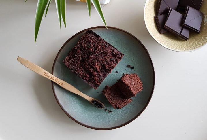 Brownie voordelen kokosmeel