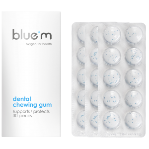 BlueM Dental Chewing Gum