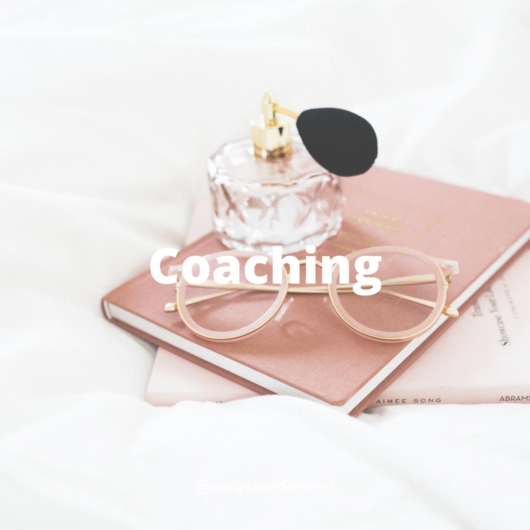 Coaching Oergezonde mond